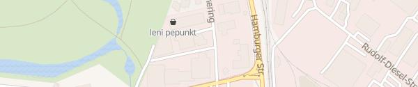 Karte Renault LZ Automobile Kaltenkirchen