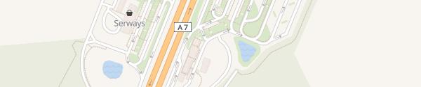 Karte Lüneburger Heide Ost Bispingen