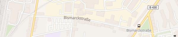 Karte Kundenparkplatz Stadtwerke Neumünster